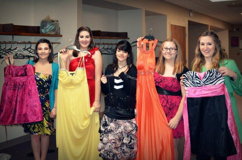Project Prom Dress 2012